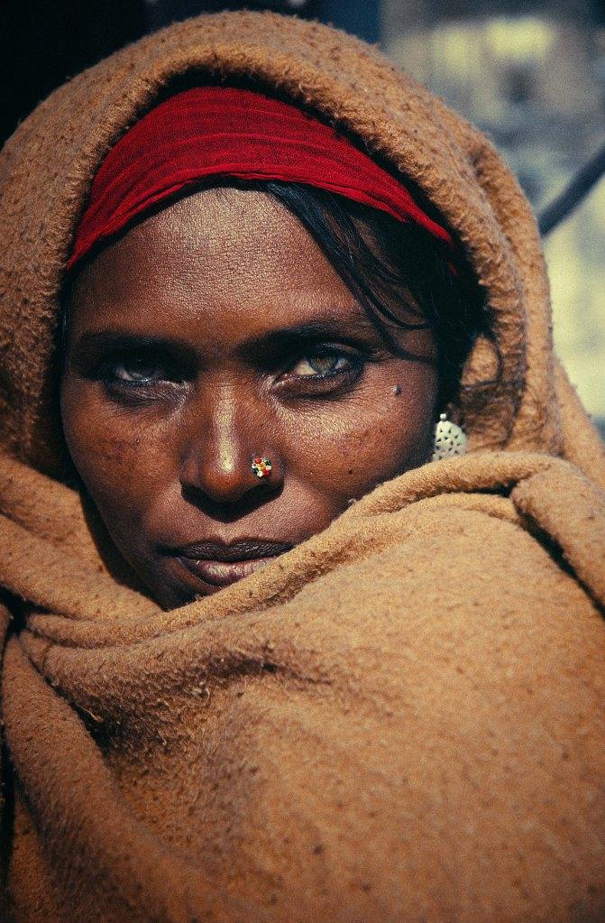 """""""Popu"""", Puhkar Indien. Lyddæmpende billede i forskellige størrelser"""