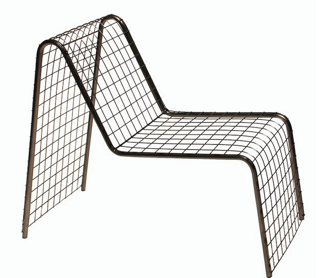 Ramme til at polstring af skolemøbler