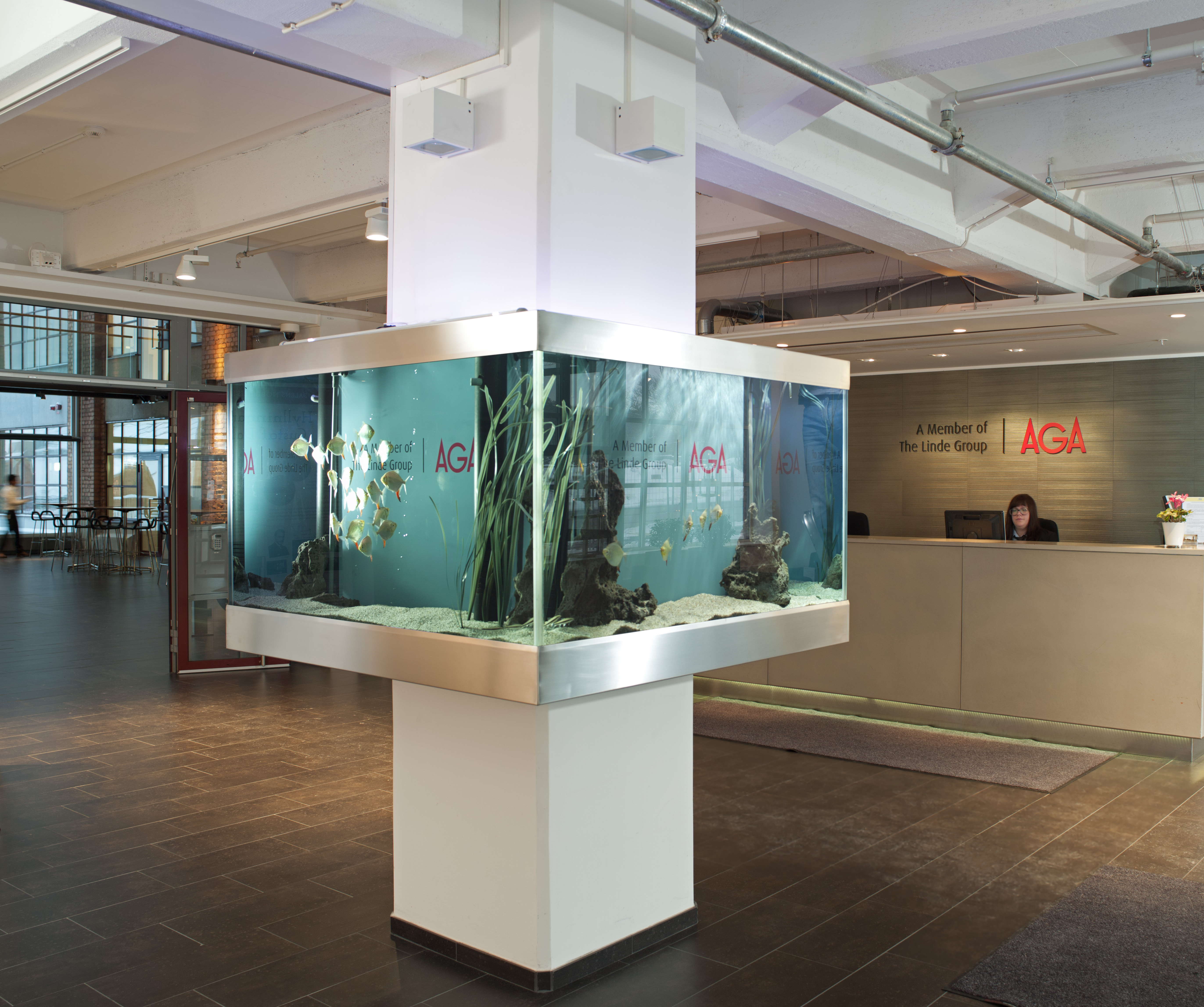 Akvarier 2rethink